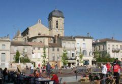 Centre ville de Marmande