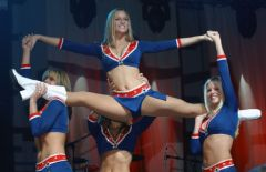 Cheerleaders : les pompom girls américaines