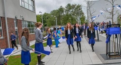 College de Kilkenny en Irlande