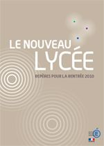 guide onisep Lycée 2010