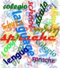 langues étrangères diverses