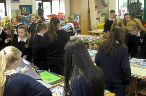 Scolarité longue durée en lycée irlandais