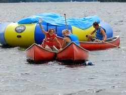 Summer camp sport SILC