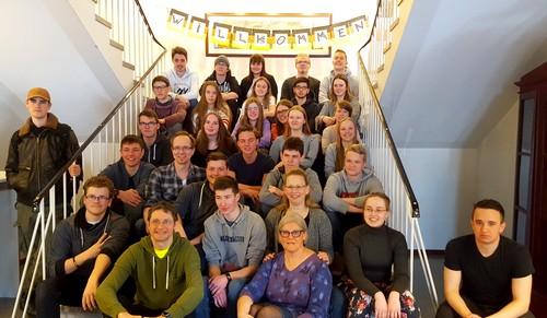 Lycée en Finlande