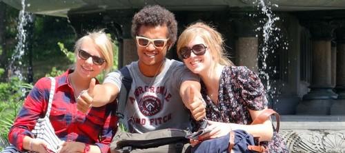 Séjour linguistique à l'étranger : des rencontres, des souvenirs