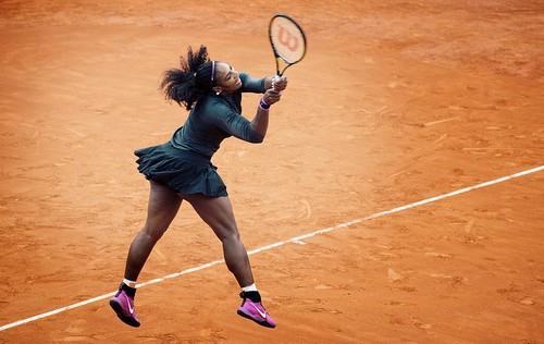 Serena Williams ©Wikipedia